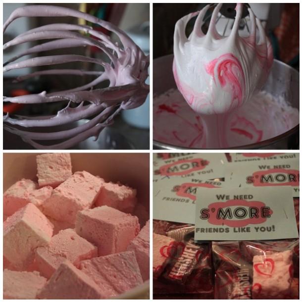 mosaic marshmallows